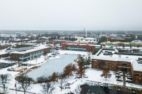 RP Winter Aerial - January 2019